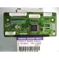 Placa De Comando Emks Teclas Yamaha Psr-3000 Psr-1500 Nova
