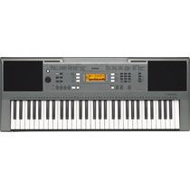 Teclado Musical Yamaha Psr E353 61 Teclas C/ Fonte Original