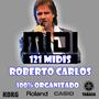 121 Playbacks Midis - Roberto Carlos