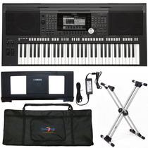 Kit Teclados Musicais Midi Usb 970 Ritmos Profissional 2015
