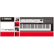 Teclado Yamaha Psr F-50 61 Teclas 120 Timbres Fonte Original