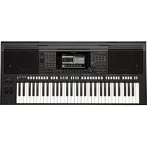 Teclado Yamaha Psrs770 C/ Fonte Na Cheiro De Musica Showroom