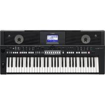 Ritmus : Yamaha Psr-s650 Teclado 61 Tecl 357 Sons 232 Ritmos