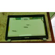 Tela Led 14 Ltn140at22 Samsung Rf411 Com Frontal E Cabo Flat