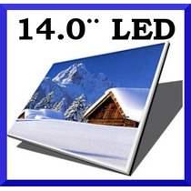 Tela Led 14.0 Polegada 1366x768 Wxga @ Ltn140at02 B140xw01