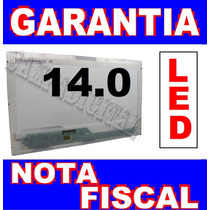 Tela Led 14 Positivo Unique N3100 N3200 N3700 N4100 N4200