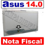 Tela 14.0 Display Led Para Asus X45u X45 X45ad X45a A42 K42