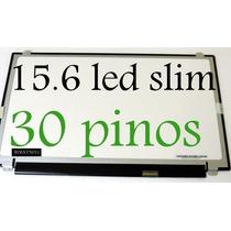 Tela 15.6 Led Slim 30 Pinos B156xtn03.1 B156xw04 N156bge-e41