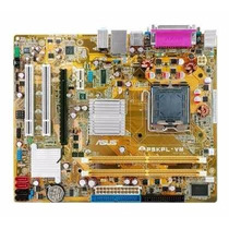 Placa Mãe Asus P5kpl-vm 775 Ddr2 Promoaçao Garantia