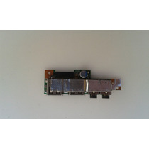 Placa Das Entradas Usb Notebook Evolute Sfx-65 Original