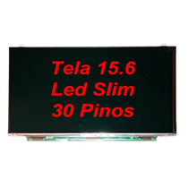 Tela 15.6 Led Slim 30 Pinos Notebook Acer Aspire E5-571-33zu