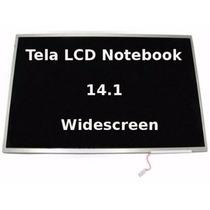 Tela Lcd 14.1 Lcd Wide Notebook Lp141wx3 Lp141wx1 B141ew04