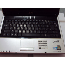 Notebook Sti-semp Toshiba-pentium/2gb/ Is-1462 - C/defeito