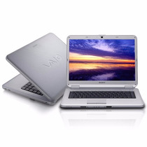 Notebook Sony Vaio 15.4 Vgn-ns220ah Sem Uso. Na Embalagem.