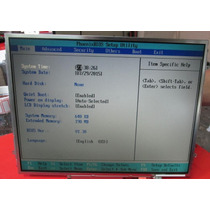 Tela Lcd Notebook C/inverter E Hastes Ltn141xb-l01 Dell D600