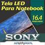Tela Notebook Sony Vaio 16.4 Aou B164rw01 Vo Nova Garantia