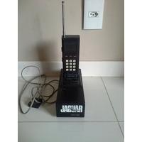 Antigo Telefone Japones P/ Longa Distancia Jaguar 1500 Como