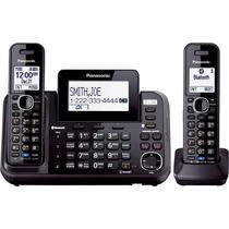 Panasonic Kx-tg9542b 2 Linhas Sem Fio, 2hs, Link P/ Cel, Usb