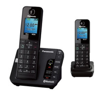 Telefone S/ Fio Panasonic Kx-tgh262 C/ Ramal, Bluetooth