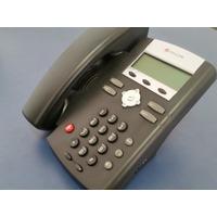 Telefone Ip Polycom Soundpoint Ip331 Novo C/ Fonte