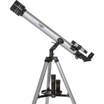 Telescópio / Luneta 675x + Cd Astronômico - Com Lentes 1.25