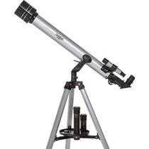 Telescópio / Luneta 675x + Cd Astronômico + Garantia + Nf