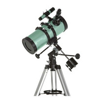 Telescópio Equatorial Newtoniano 1000114 1500x Frete Grátis