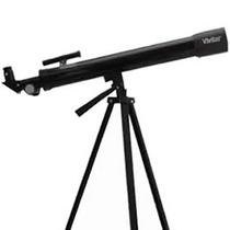 Telescópio De Ampliação 150 Vezes Com Tripé Ocular Vivitar