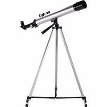 Telescópio Astronômico Luneta Observador Céu Tripé 100x Zoom