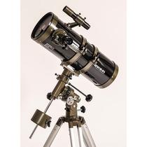 Telescópio Newtoniano Equatorial 1400x150mm Greika 2100x