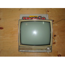 Televisão Antiga ¨philco¨para Enfeite Usado