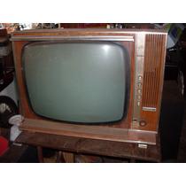 Antiga Televisão A Valvula