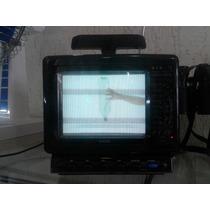 Tv Portátil Cce À Cores Antiga Funcionando Caixa Original