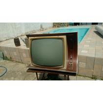 Televisão Antiga Philco Anos 60 Solid State Raro #1701
