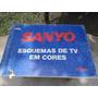 Sanyo Tv Esquemas Manuais Frete Gratis
