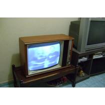 Antigo Televisor Telefunken Valvulado Retirar Em Sp Apenas