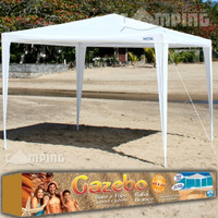 Gazebo Tenda Praia 3x3 Camping Barraca Mais Reforçada+ Bolsa