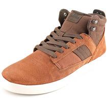 Supra Bandit Homens Suede Sneakers