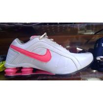 Tênis Nike Shox 4 Molas Feminino -frete Grátis