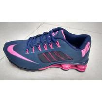 Novo Tênis Nike Shox R4 Super Fly Feminino Lindos Aproveite!