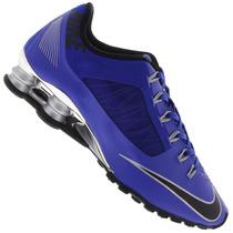 Tenis Nike Shox Superfly R4 Original Couro De R$ 799,99 Por:
