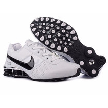 Tenis Nike Shox Deliver Original Masculino 4 Molas Importado