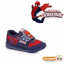 Tênis Homem Aranha (spider Man) Grendene 21279 - Clique+