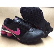 Nike Shox 4 Molas Feminino Aproveite Toda Hora Vende