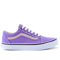 Tênis Vans Old Skool Canvas Aster Purple True White Vn-0zdff