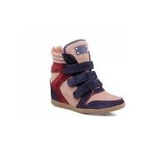 Tênis Feminino Sneaker - Sapato Feminino Em Bom Estado
