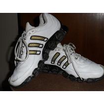 Tênis Adidas Bounce De Couro **original**