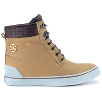 Tênis Mary Jane Venture High Sneaker Yellow Mj-4206