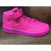 Tenis Bota Nike Air Force Feminino