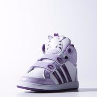 Tenis Adidas Infantil Hoops Zebra Animal Mid Original